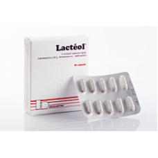 """LACTEOL """"5 mld 20 CAPSULE"""" BLISTER (20CPS 5MLD)"""