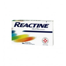 """REACTINE """"6 COMPRESSE RP"""" BLISTER (6CPR 5MG+120MG RP)"""