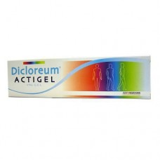 "DICLOREUM ACTIGEL ""1%-500 mg GEL"" TUBETTO 50 g (GEL 50G 1%)"