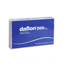 "DAFLON ""30 COMPRESSE RIVESTITE"" BLISTER (30CPR RIV 500MG)"