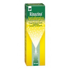 "RINAZINA ANTIAL ""10 mg SPRAY NASALE SOLUZIONE"" FLACONE 10 ml (SPRAY NAS 10ML)"