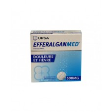 "EFFERALGANMED ""500 mg 16 COMPRESSE EFFERVESCENTI"" BLISTER (16CPR EFF 500MG)"