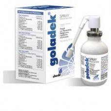 GOLADEK SPRAY NO ALCOOL 25ML