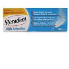 STERADENT TA PLUS 60CPR