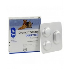 "DRONCIT ""50 mg 2 COMPRESSE"" BLISTER (2CPR)"