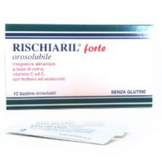RISCHIARIL FORTE 10BUST