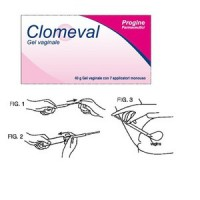 CLOMEVAL GEL VAGINALE 40G
