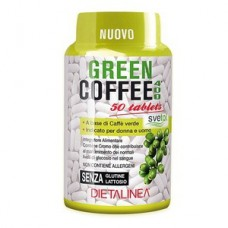 DIETALINEA GREEN COFFE 50CPR