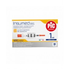 SIR PIC INSULINA 1ML G27 1/2