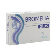 BROMELIA PLUS 30CPR 1000MG